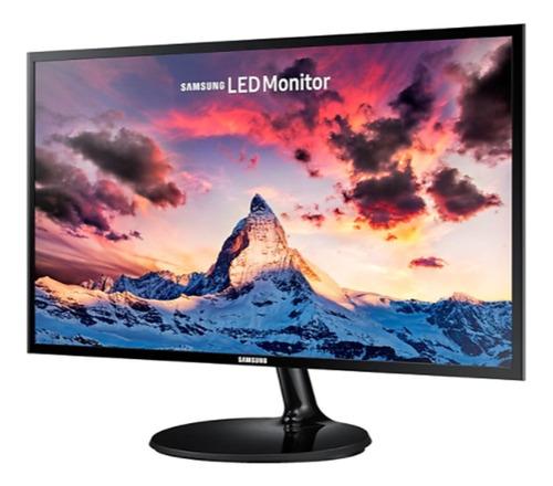 Monitor Led Samsung Sf350 24'' Full Hd 60 Hz Panel Pls Hdmi