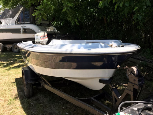 Bote / Lancha Pescador Johnson 35 Hp