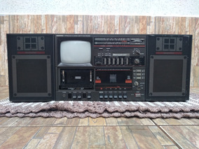 Leio O Anuncio - Radio Portatil Bombox Daewoo Av-310 Japones