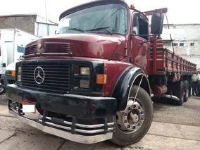Mercedes-benz Mb 1313 84/84 Truck Carroc - R$ 55.000