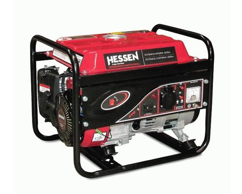 Generador Nafta Hessen Pro 1200w Ferreteria K37 016-6634