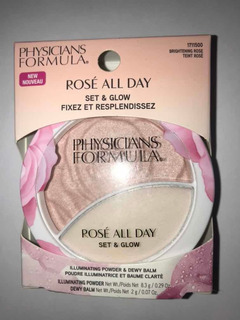 Iluminador Rosa Y Base Reparadora Physician Form No Plomo