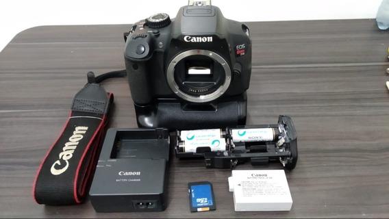 Canon Dslr Eos T4i 650d
