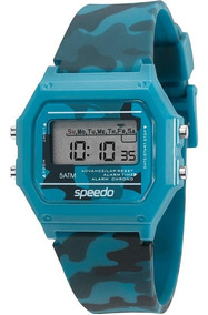 Relógio Digital Speedo Camuflado