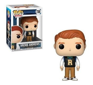Funko Pop Television #730 Riverdale 2 Archie Andrews Nortoys