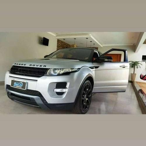 Land Rover Dinâmica Tech Dinâmica Tech