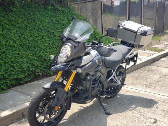 Suzuki Vstorm Dl 1000