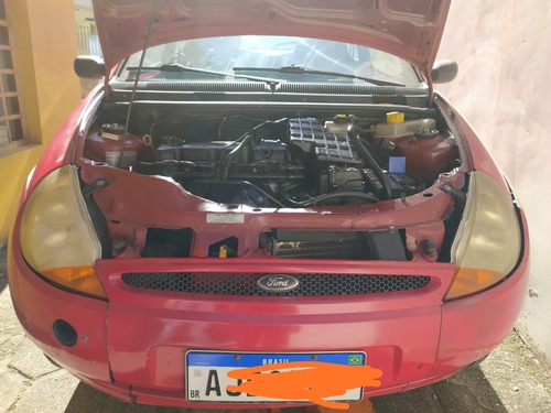 Ford Ka 2000 1.0 Tecno 3p