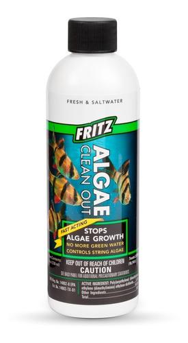 Antialgas Acuario - Fritz Algae Clean Out - 118ml