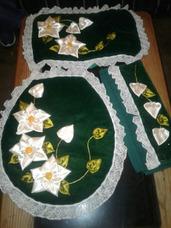 Manualidades En Pintura Textil Y Bordado En Listón