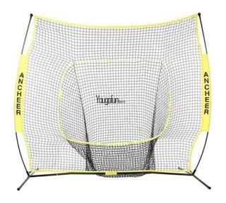 Yellow - 7 X 7 Pies Béisbol Softbol Tee Ball Thitting B-8646