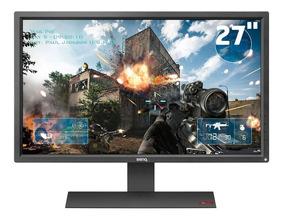 Monitor Gamer 27 Benq Zowie Rl2755 Lag-free Black Equalizer