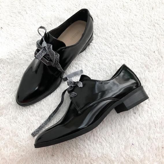 Zapatos Nuevos Forever 21 - Acharolados