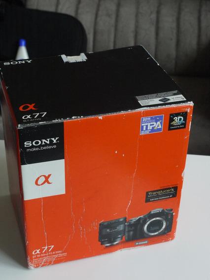 Sony Slt-a77 + Tamron Af 18-200mm If F/3.5-5.6 Macro