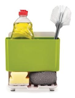 Organizador Cocina Colgador Esponja Cepillo Jabon Trastes