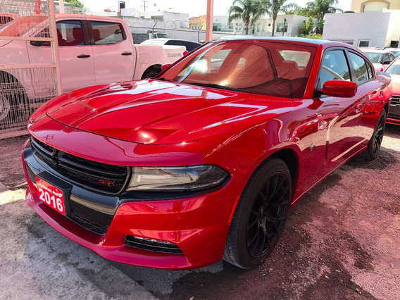 Dodge Charger V8 5.7l Hemi Aut 2016 Credito Recibo Auto Fina