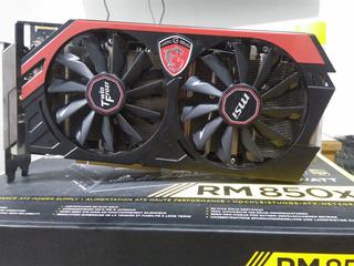 Tarjeta De Video Amd Radeon Msi R9 270x 2gb Gddr5