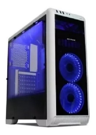 Pc Gamer Intel Core I7 16gb Vídeo 2gb 1tb + Monitor 20 Led