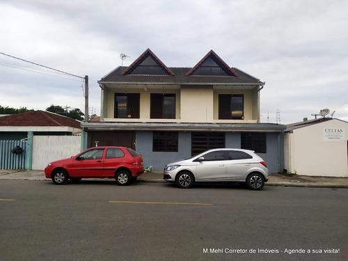 Casa Comercial Com 3 Dormitórios À Venda Com 280m² Por R$ 800.000,00 No Bairro Atuba - Pinhais / Pr - M2pi-spcom