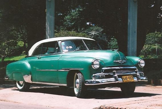 Chevrolet Bel Air Coupe De Luxe 1951