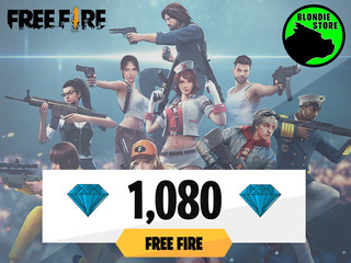 1080 Diamantes Free Fire @ En El Día - Sabados Y Domingos On