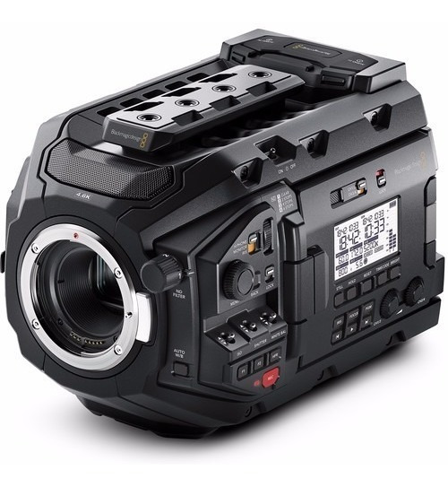Blackmagic Ursa Mini Pro 4.6k Cinema