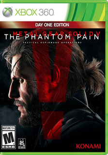 The Phantom Pain Xbox 360