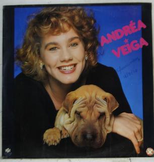 Lp Andréa Veiga - 1990 - A086