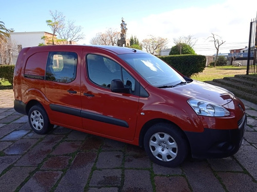 Peugeot Partner 1.6 Rural 5 Pasajero