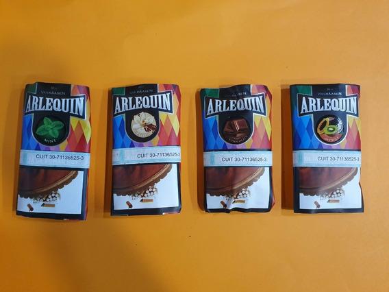 Tabaco Van Haasen Arlequin Para Armar Sabores 30 Gramos.