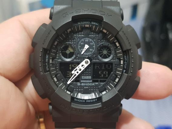 Relógio Casio G-shock Ga100