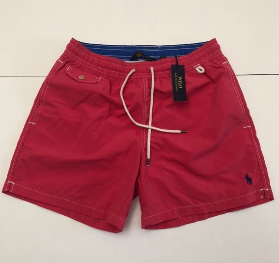 Swim Shorts Traveler Signature Colores Polo R. L (25% Off)