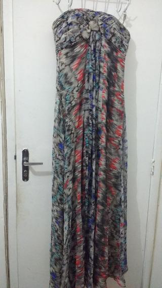 Vestidos Longo Tufi Duek