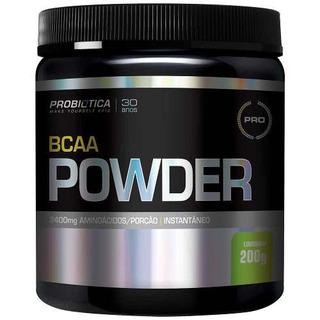 Bcaa Powder Aminoácido Instantâneo - 200g - Probiótica