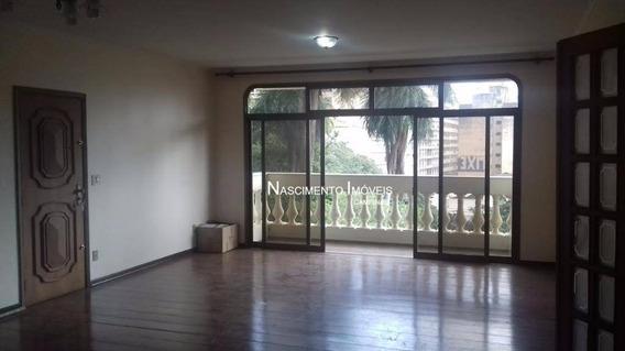 Apartamento Residencial À Venda, Cambuí, Campinas. - Ap0345