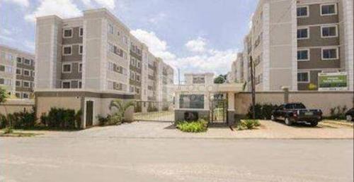 Apartamento Com 2 Dormitórios À Venda, 44 M² Por R$ 175.000,00 - Água Chata - Guarulhos/sp - Ap0672