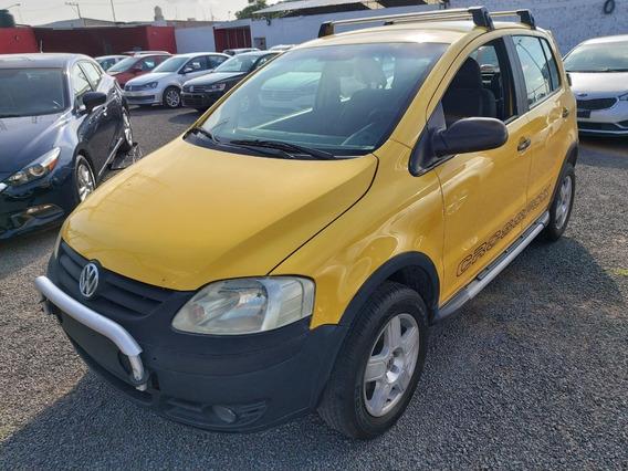 Volkswagen Crossfox Hb 2008 Estandar