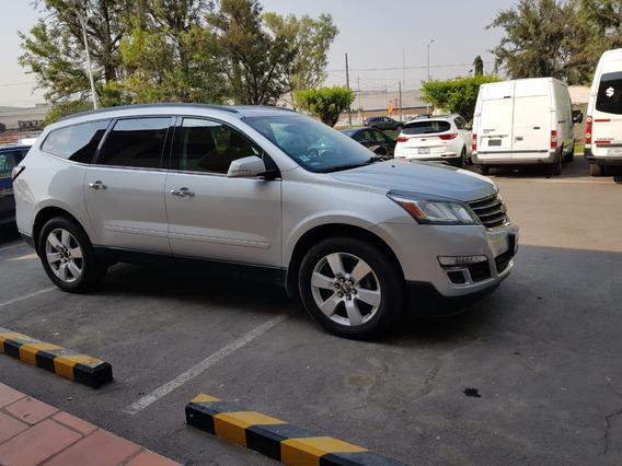 Chevrolet Traverse Lt 8 Pasajeros 2013