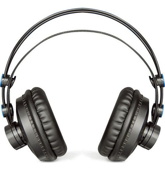 Headphone Fone Presonus Hd7-a Monitoração Profissional Nfe