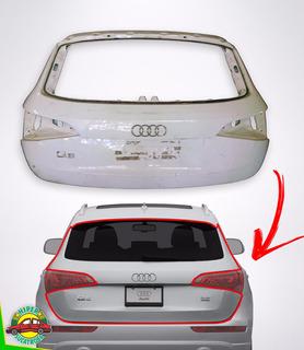 Tampa Porta Mala Audi Q5 08 09 10 11 12 13 14 15 16 Original