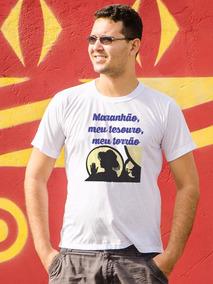 Camisa Personalizada Maranhão - Masculina