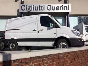 Sprinter Furgon 411 V1 Mercedes Benz Finaciado 0km Flavia
