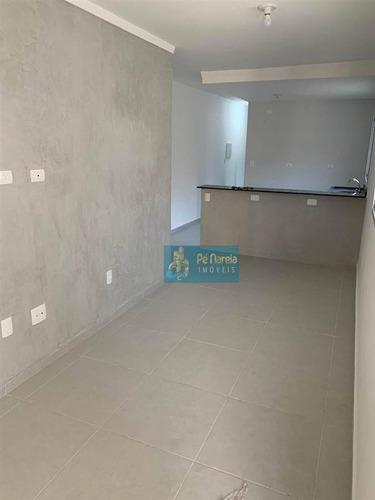 Casa Com 3 Dormitórios À Venda, 86 M² Por R$ 288.000 - R2sv275c -catiapoa - São Vicente/sp - Ca0133