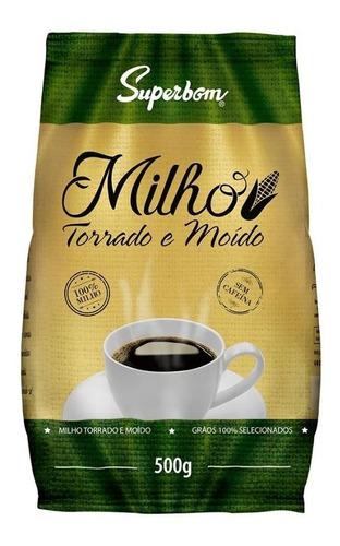 Imagem 1 de 3 de Café De Milho 500g - Superbom