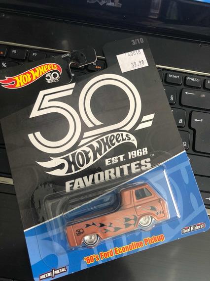 60 Ford Econoline Pickup 50 Anos