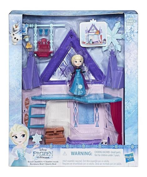 Recámara Real Frozen Disney Princesas