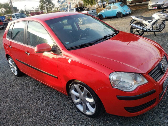 Vw Polo 1.6 4 P - Flex Financiamento Em Ate 60x