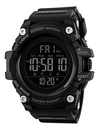 Reloj Deportivo Militar Con Pantalla Digital