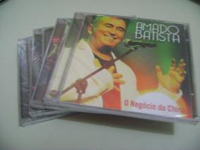 Pacote Musical 04 Cds De Amado Batista