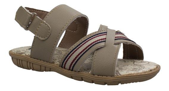 Sandalia Papete Masculina Infantil Chinelo Praia Menino Verão Confortável Moda Sapato Criança Rasteirinha